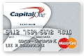 capital one credit card for bad credit
