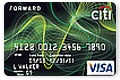 Citibank Forward Student Card