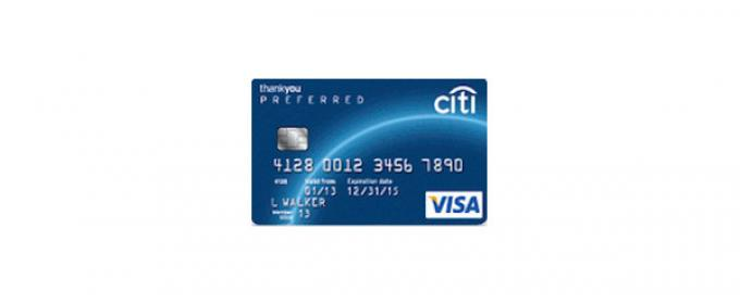 Citi Bank   Thankyou Poibts New Members