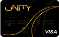 UNITY® Visa Secured Credit Card - The Comeback Card™