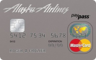 Alaska Airlines MasterCard® credit card