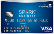 Capital One® Spark℠ Miles for Business Review - Creditnet.com