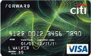 Citi Forward Card