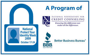 Identity Theft- National Protect Your Identity Week